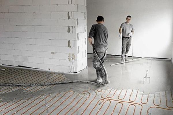 Jak wylewać posadzki betonowe?
